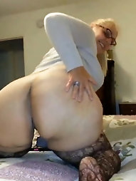 Big Booty Granny (PAWG)
