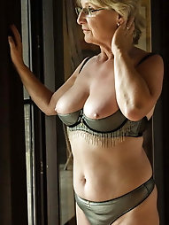 Bras granny and mature