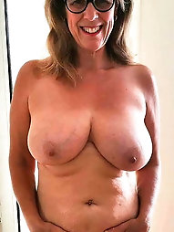 Dissolute older mistress is trying to tease