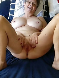 Assorted Granny Pussy 35