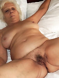 Sexy-shaped older girls are giving blowjob