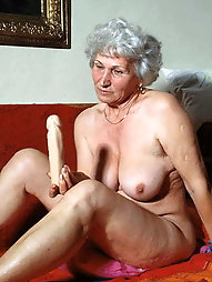 Granny Annie married exposed mmm