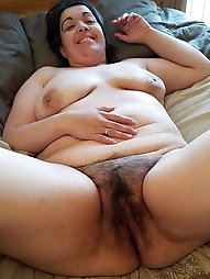 Classy old girlfriend gets their hole hammered